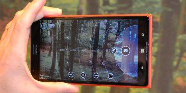 Vi har prøvet Nokia Lumia 1520