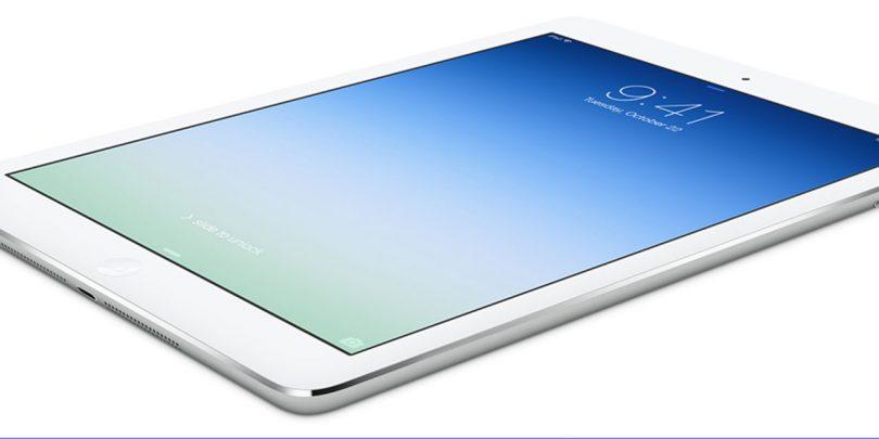 Billeder – her kan du se iPad Air