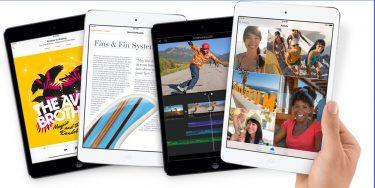 Det fik vi ikke i den nye iPad