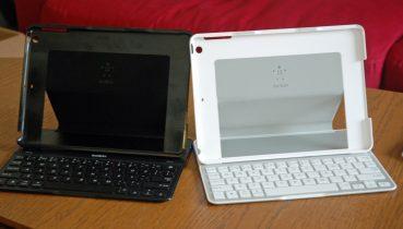 Belkin først ud med to tastaturcovers til iPad Air – og vi har smugkigget