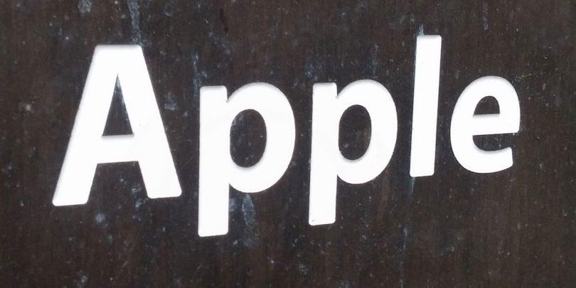 Download al data Apple har om dig