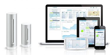 Netatmo Personal Weather Station test – smukt, men dyrt vejr
