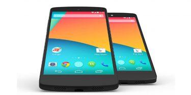 LG: Nexus 5 kommer senest i slutningen af november