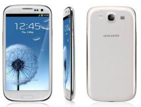 Samsung trækker S3 opdatering tilbage