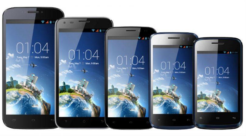 Kazam: Nyt mobilmærke klar med 7 nye billige mobiler