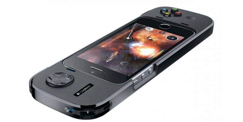 Logitech Powershell test – spilcontroller til iPhone
