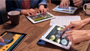 Test: Apples gratis app Garageband er virkelig fed
