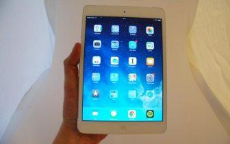 iPad Mini Retina test og pris: Hurtigere og skarpere