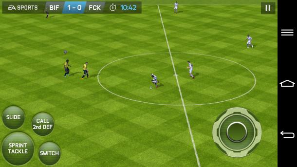gratis fodboldspil