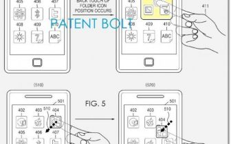 Samsung søger patent på ny styremetode på gennemsigtig mobil