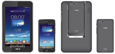 Asus Padfone Mini lanceret