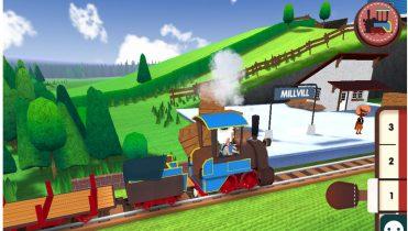 Toca Train testet: Fint togspil til de helt små