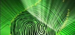 fingeraftryksscanner