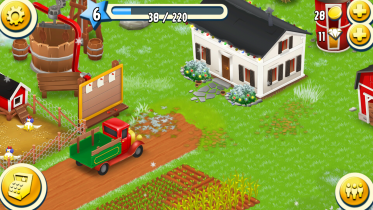 Hay Day (spil test) : Mange timer på landet