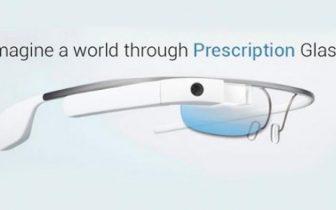 Google Glass med rigtige brilleglas prissat
