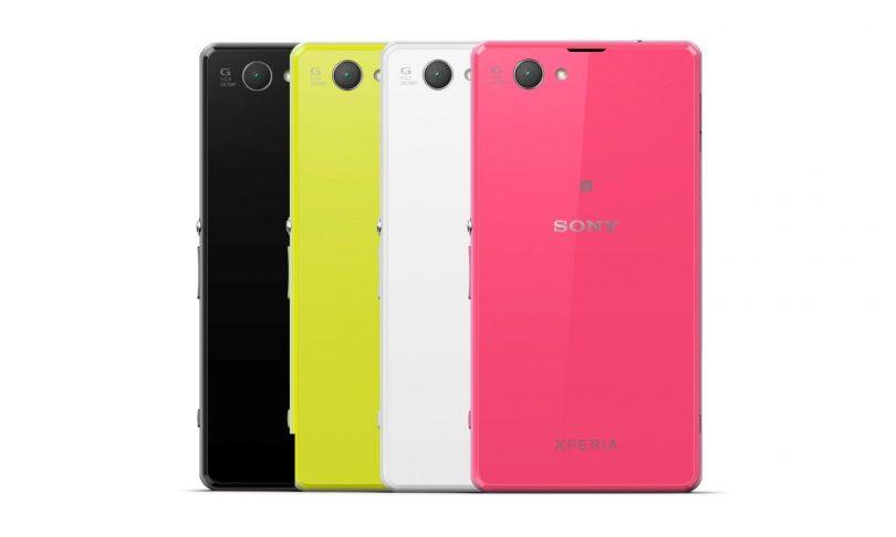 Billeder: Sony Xperia Z1 Compact