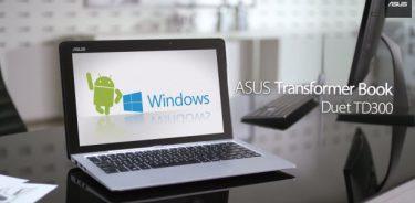 AsusTransformer Book Duet – med Android og Windows som computer og tablet (video)