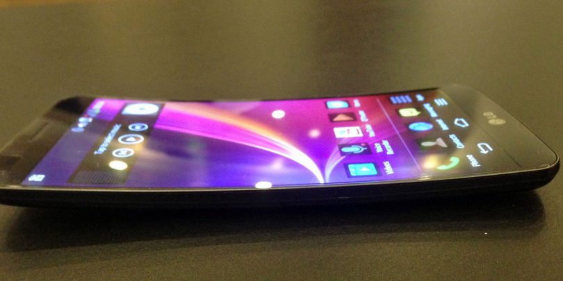 LG G Flex test og pris