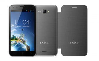 Kazam Trooper X5.0 test og pris: Billig smartphone med et par tricks i ærmet