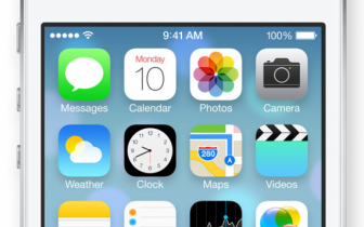 """Apple lover at fixe """"screen of death""""-nedbrud i iOS 7"""