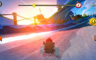 Spiltest: Angry Birds Go!