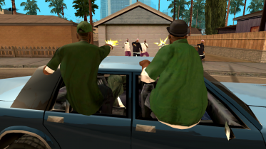 Spiltest: Grand Theft Auto: San Andreas