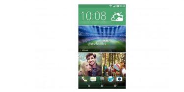 Lækket skærmdump fra HTC One 2 / M8