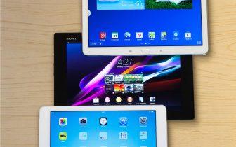 Stortest: Bedste tablet på 10 tommer