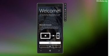 Windows Phone 8.1 emulator vist på video