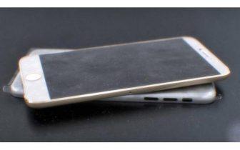 Billeder af prototyper af iPhone 6 lækket