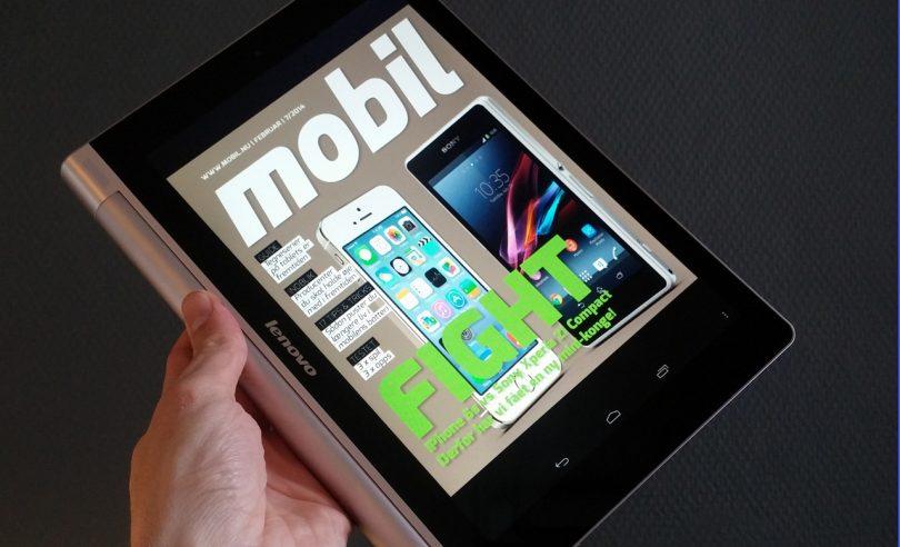 Nyt nummer af Mobil til iPad og Android-tablets klar – og det er gratis