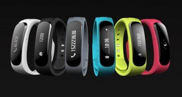 Huawei TalkBand – et ur der kan ringe