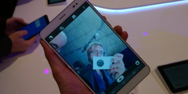 Huawei MediaPad X1 – billeder