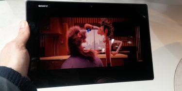 Sony Xperia Z2 Tablet – billeder