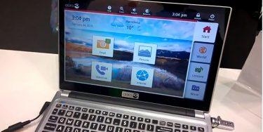 Her giver touch-UI hos Microsoft mening: Ældrevenlig pc fra Doro