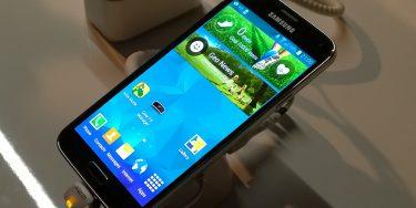 Skærmekspert: Galaxy S5 har bedste mobilskærm nogensinde
