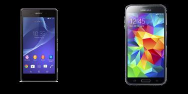 Sony Xperia Z2 vs. Samsung Galaxy S5 – Spec-fight !