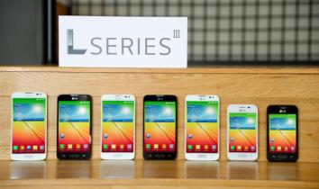 LG L-Serien klar med nye smartphones