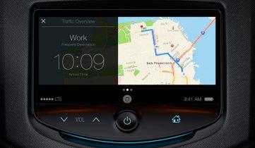 Så skete det: Nu rykker Apple ind i bilerne med Apple CarPlay