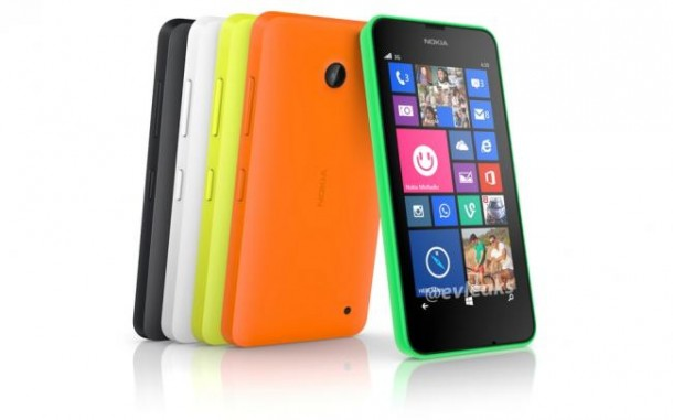 Nokia Lumia 630: Ny billig mobil kan blive blandt de første med Windows Phone 8.1