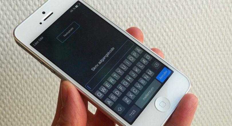 Sådan laver du (næsten) fuldstændig ubrydelig kode til din iPhone eller iPad