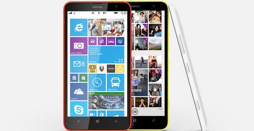 Nokia Lumia 1320 lanceres eksklusivt hos Elgiganten i Danmark