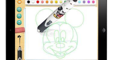 Disney Creativity Studio – fin gratis app fører os alle ind i tegningens forunderlige verden
