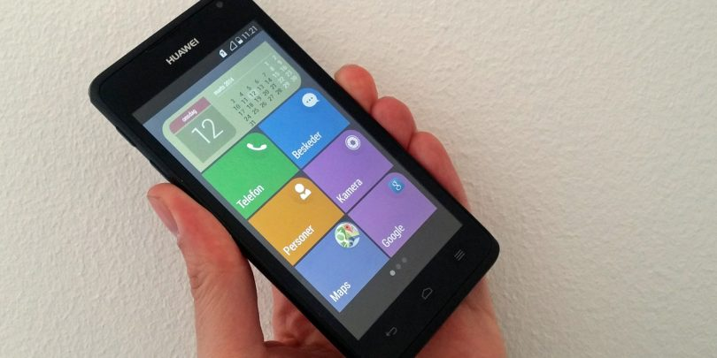 Huawei Ascend Y530 specifikationer
