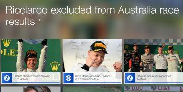 Apptest Formula 1: Følg Kevin Magnussens vej til stjernerne!