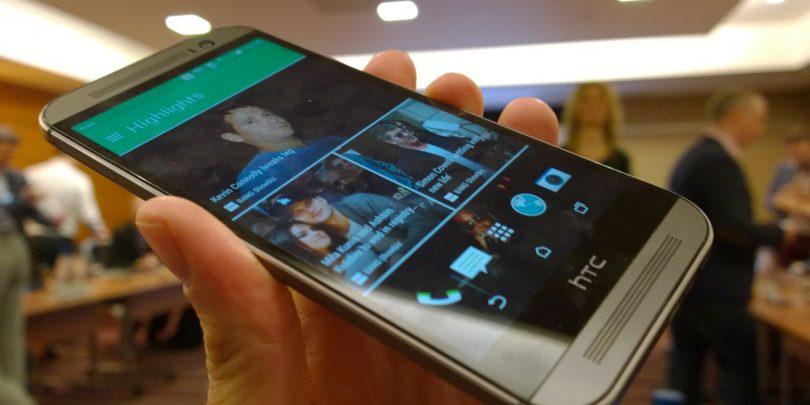 Den nye HTC One – se billeder