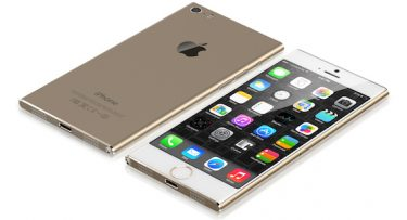 Vildt iPhone 6-koncept: En kæmpe iPad Nano
