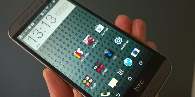 Den nye HTC One (M8) test: Flottere og smartere – og vandtæt!