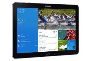 Samsung Galaxy Tab Pro 12.2 test: Gigantisk!