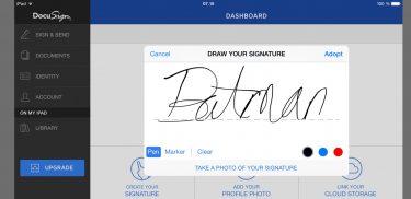 App test af DocuSign – genial app til hjernedød pris